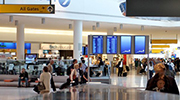 clean indoor air aiport